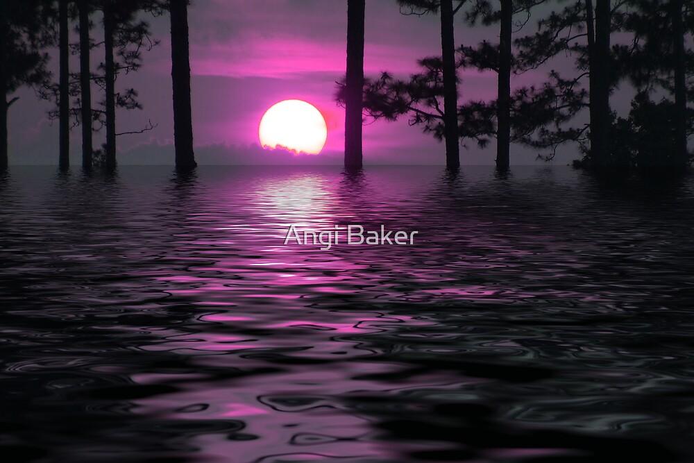 Tequila Sunrise by Angi Baker