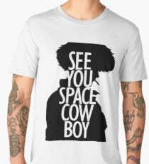 Cowboy Bebop - See You Space Cowboy 2 Men's Premium T-Shirt