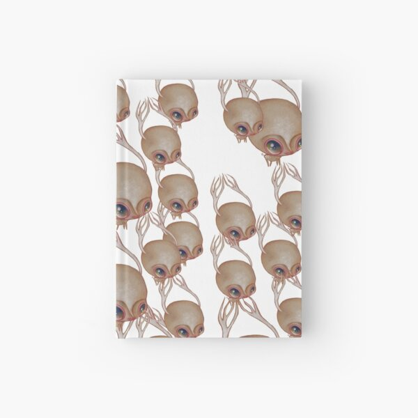 reindeer explosion Hardcover Journal