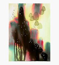 """Space Glue"" Photographic Print"