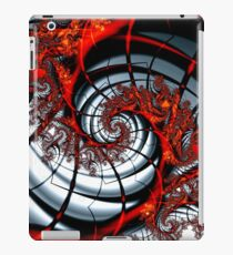 Fractal Web iPad Case/Skin