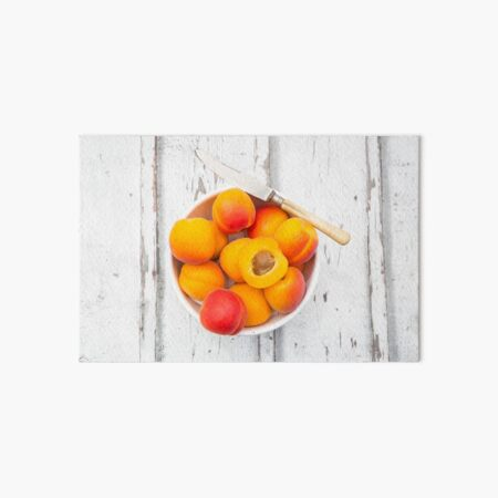 Aprikosen I Galeriedruck