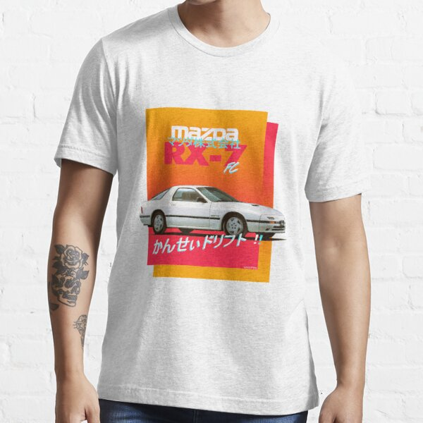 Mazda RX-7 FC Essential T-Shirt