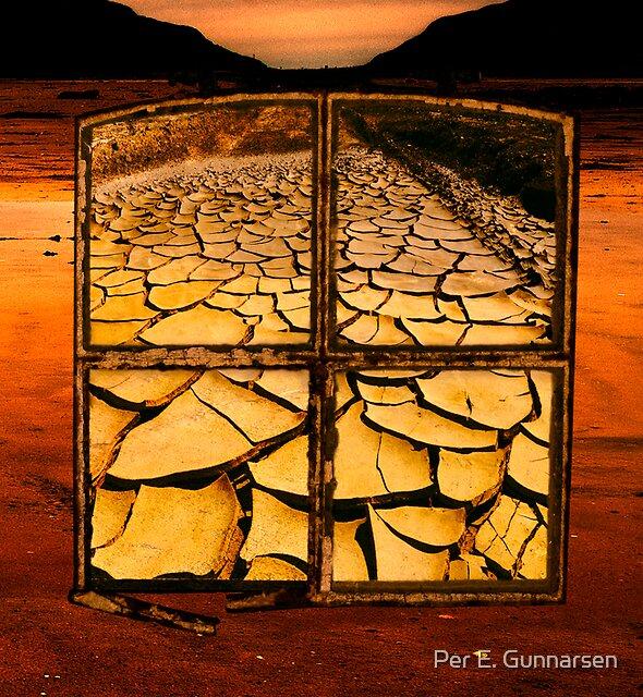 Global Warming 1 by Per E. Gunnarsen