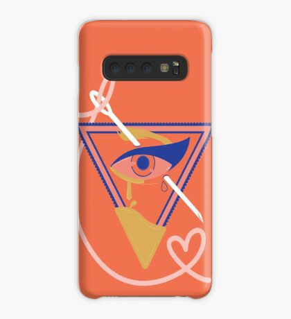 Sewing Needle Case/Skin for Samsung Galaxy