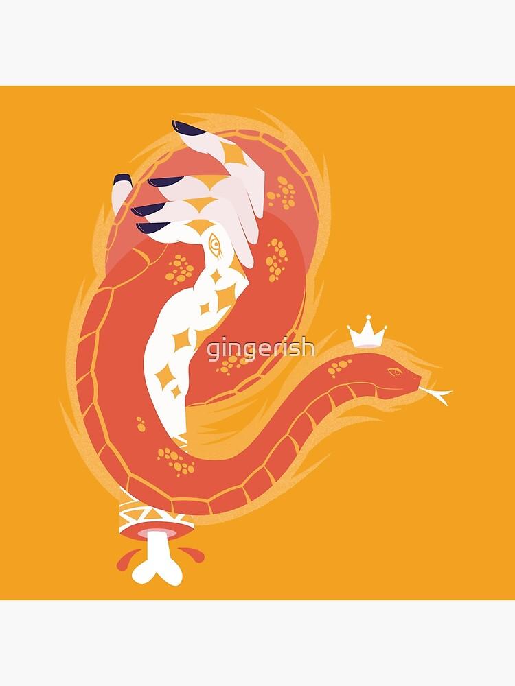 Handy Dandy Snake by gingerish