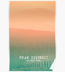 Lose Yourself - Peak District Poster Poster