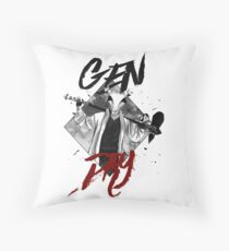 Gendry Throw Pillow