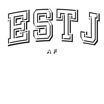ESTJ Extrovert pride: The Executive by universaldec