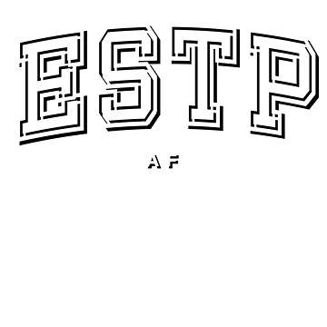 ESTP Extrovert pride: The Entrepreneur by universaldec