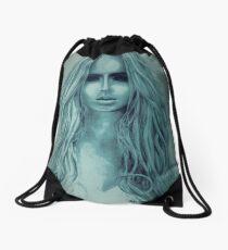 The Pleiadian Drawstring Bag