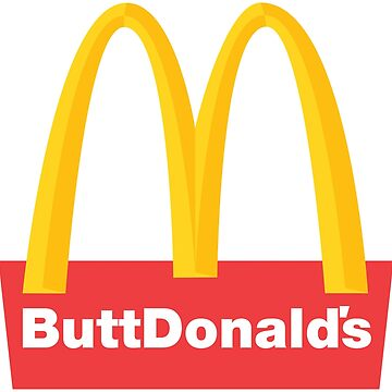 ButtDonald's by McRemnant