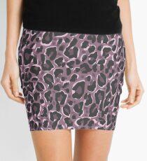 Leopard Pink Minirock