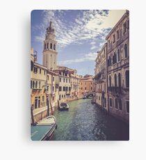 Venedig II Leinwanddruck