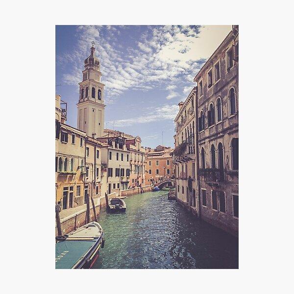 Venedig II Fotodruck