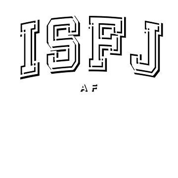 ISFJ Introvert pride: The Defender by universaldec
