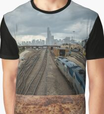 Gritty Chicago Graphic T-Shirt