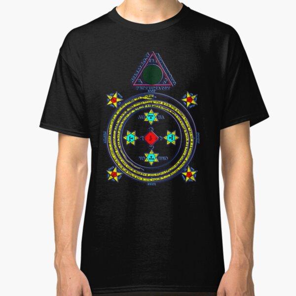 Solomon Circle Goetia Classic T-Shirt