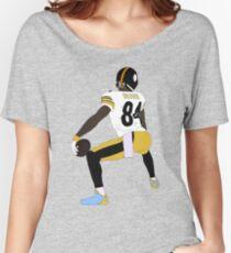 949d2a01d Antonio Brown Touchdown Celebration Women's Relaxed Fit T-Shirt