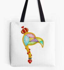 Scepter of the Queen of Heart Tote Bag