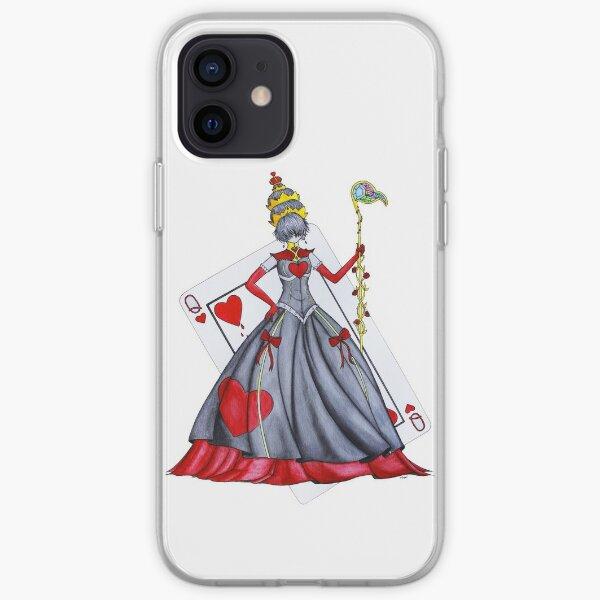 Queen of Heart iPhone Soft Case