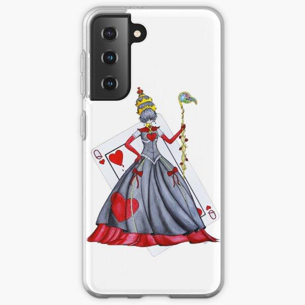 Queen of Heart Samsung Galaxy Soft Case