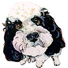 Little Boss Dog ~ Graphic by Jane Oriel