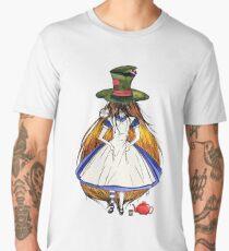 Alice in Wonderland Men's Premium T-Shirt