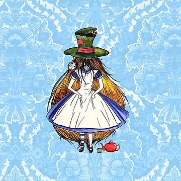 Alice in Wonderland by studinano
