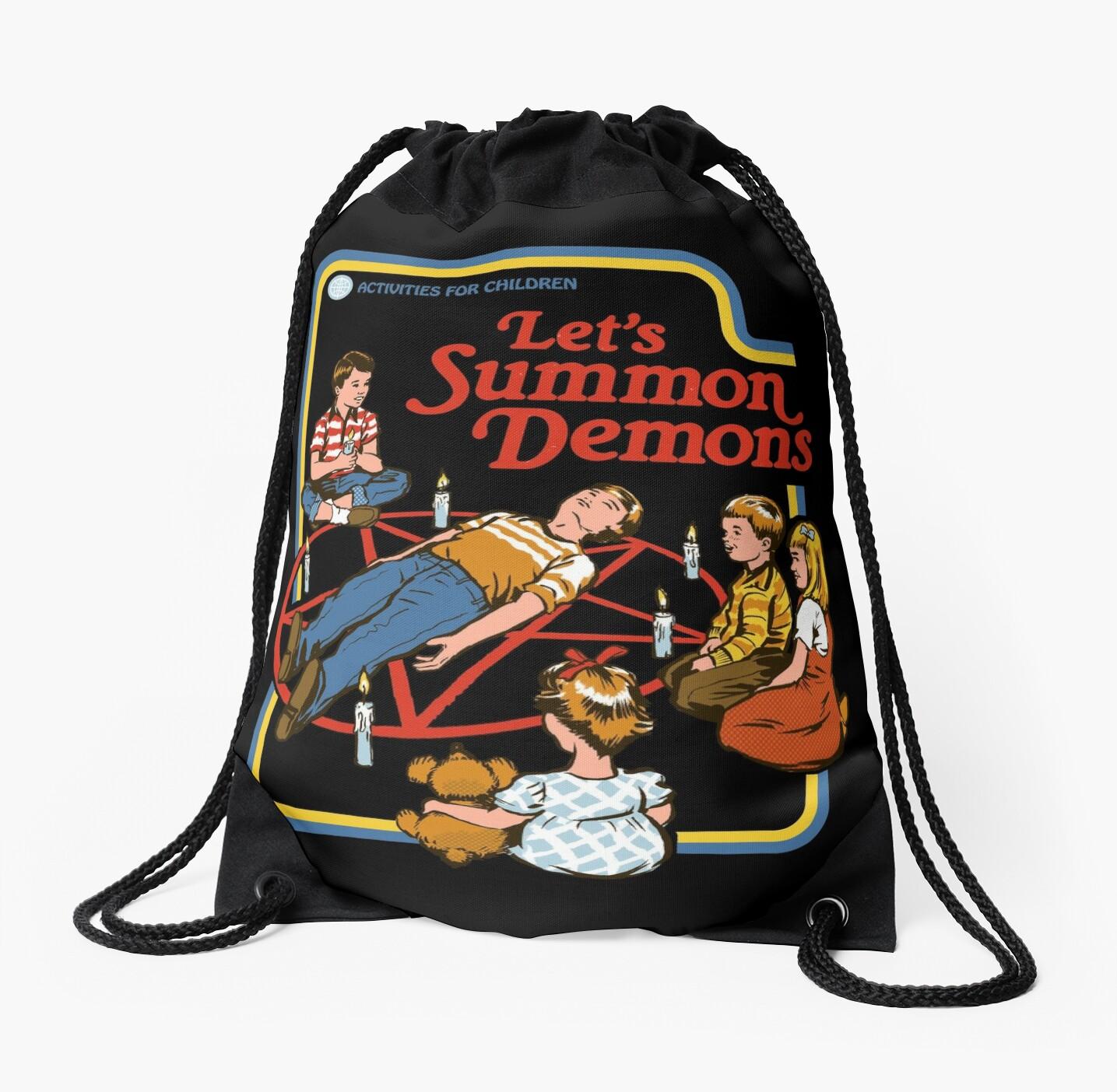 Let's Summon Demons by Steven Rhodes