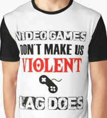 Lag Does Graphic T-Shirt