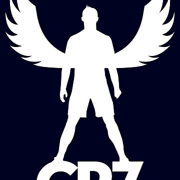 CR7 angel white by pvdesign