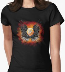 Respawnables (Emile) Women's Fitted T-Shirt