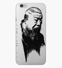 Ai Wei Wei iPhone Case
