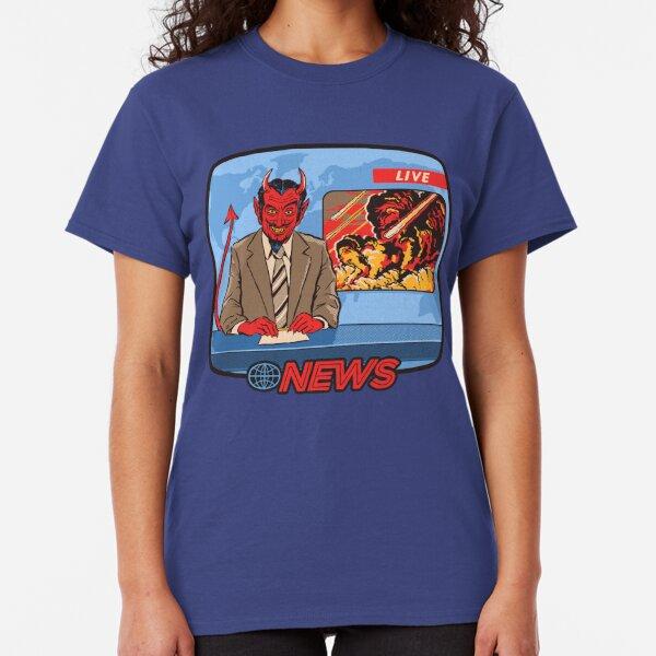 Breaking News Classic T-Shirt