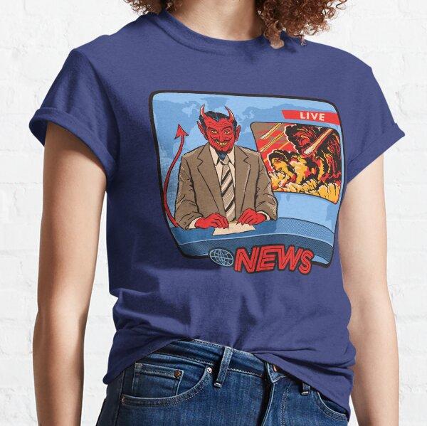 Aktuelle Nachrichten Classic T-Shirt