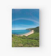 Kinnagoe Bay Panorama Hardcover Journal