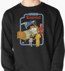 Let's Call the Exorcist Pullover