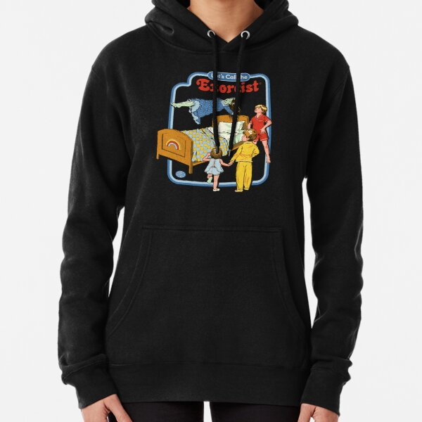 Let's Call the Exorcist Pullover Hoodie