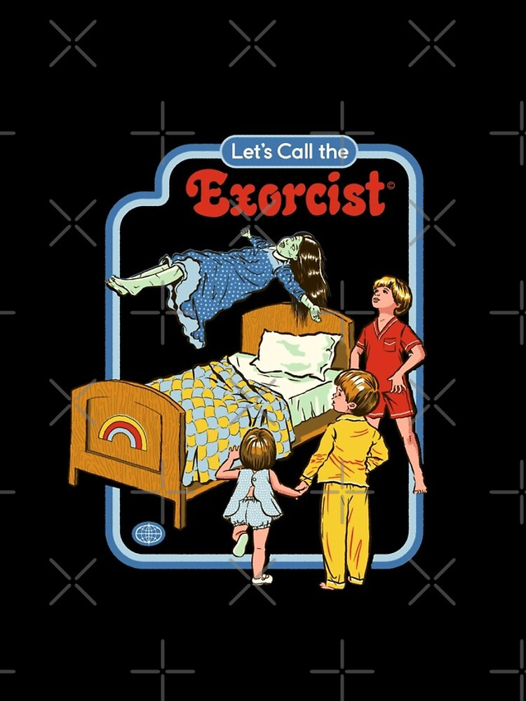 Let's Call the Exorcist by stevenrhodes