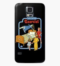 Funda/vinilo para Samsung Galaxy Llamemos al exorcista