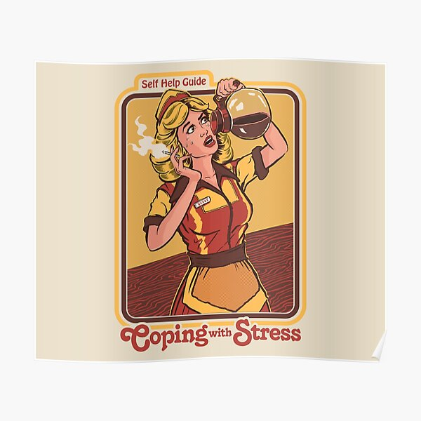 Coping With Stress Poster