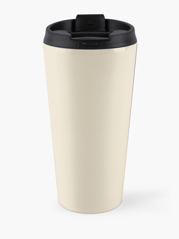 Alternate view of Coping With Stress Travel Mug