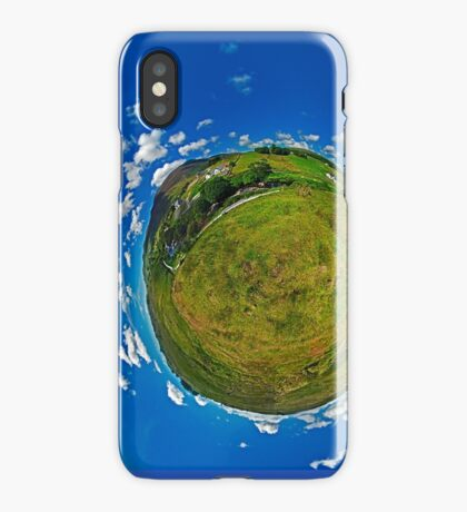 SlieveLeague from the Banks of the Glen River, near Carrick iPhone Case