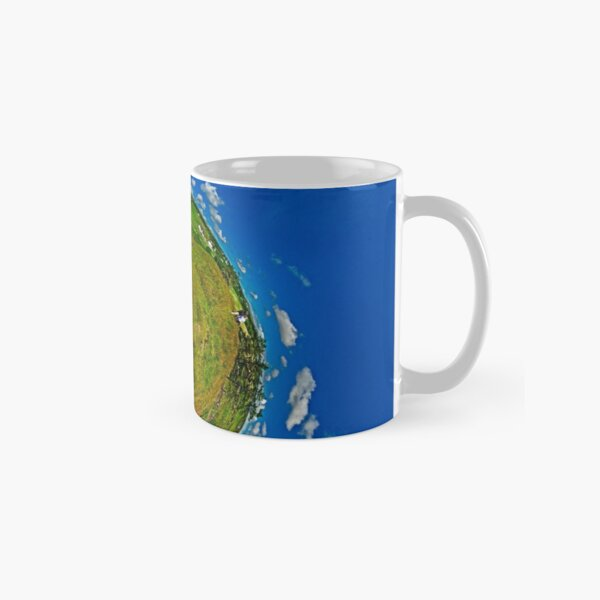 SlieveLeague from the Banks of the Glen River, near Carrick Classic Mug