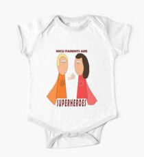 NICU Parents Are Superheroes! Kids Clothes