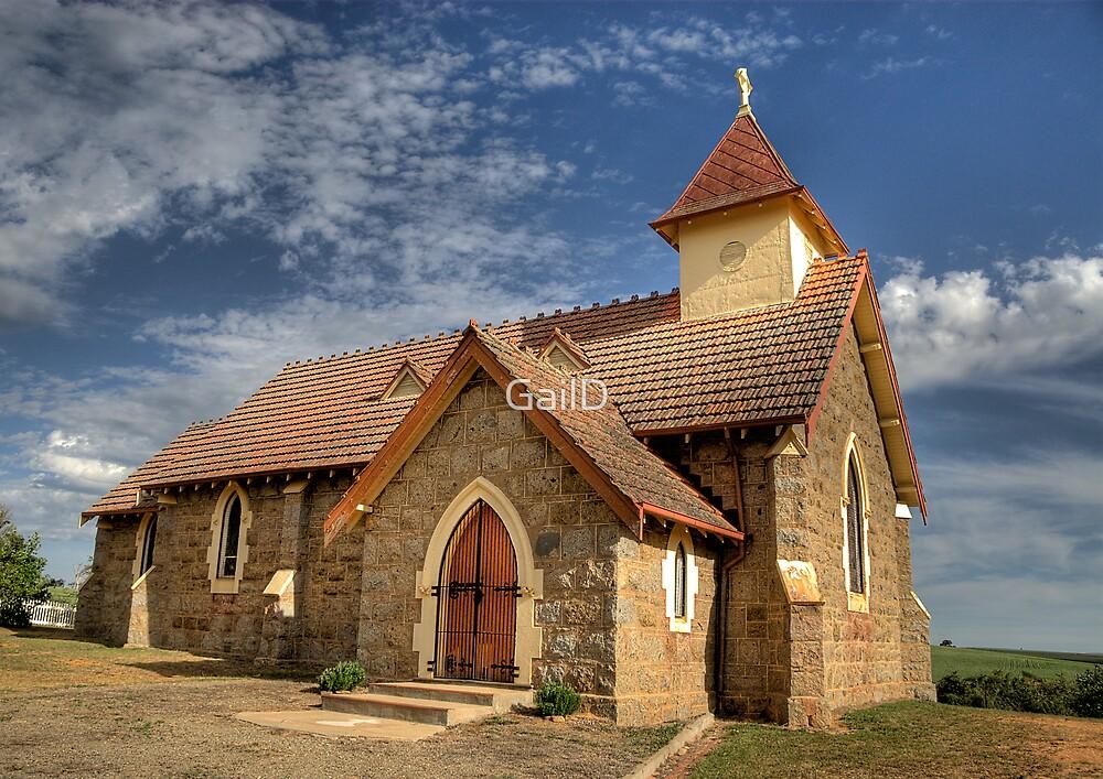 Currawong Church by GailD