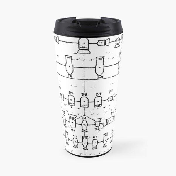 Light Plot 2 Travel Mug