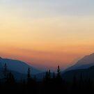 A Smokey Ridge #2 - (Jasper, Alberta, Canada) by Barrie Daniels