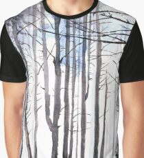The colour of Winter is in the imagination Graphic T-Shirt